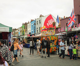 Shopping in Camden