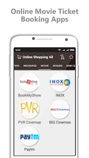 All in One Online Shopping app- screenshot thumbnail