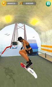 Hoverboard Surfers 3D MOD (Unlimited Coins/Diamonds) 3