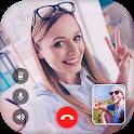Random Stranger Chat - Live Video Call icon