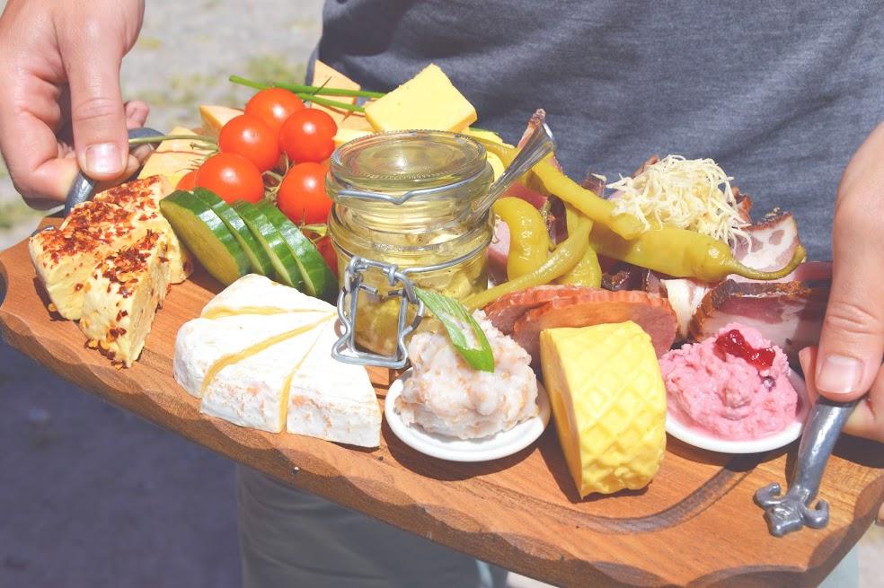 eten in SalzburgerLand