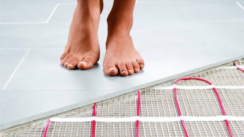 Ogrzewanie podłogowe - dlaczego warto wybrać?