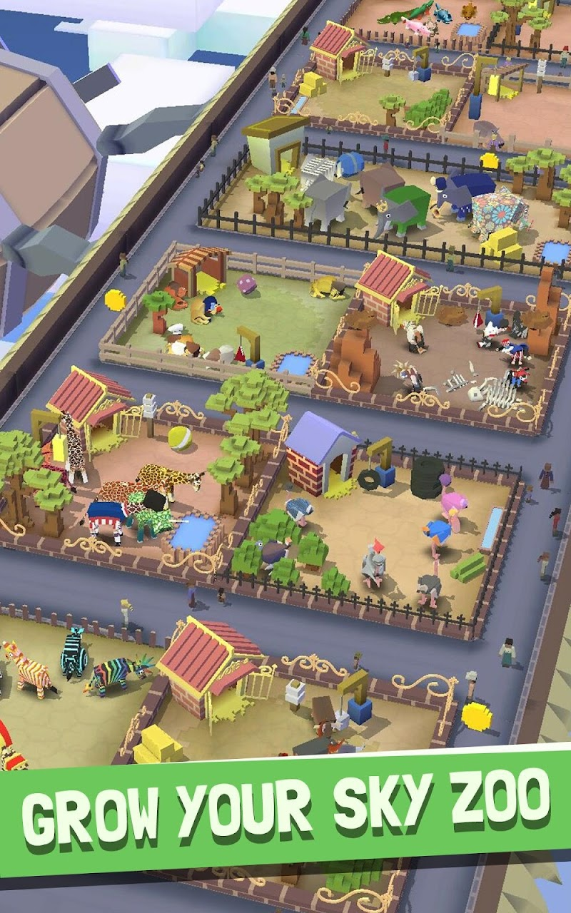 Rodeo Stampede:Sky Zoo Safari Screenshot 3