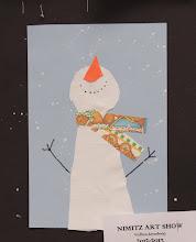Photo: Snowman Grade 1