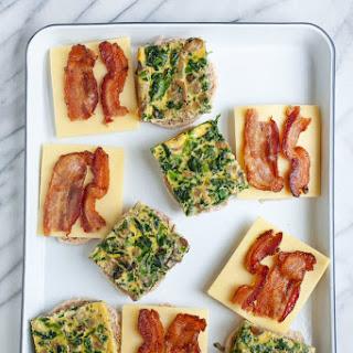Healthy English Muffin Breakfast Sandwich Recipes.