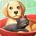 Pet World - My animal shelter - take care of them icon