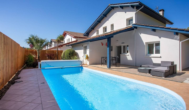 Maison avec piscine et jardin Anglet