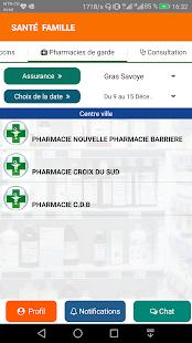 Download SANTEF - Vaccination, pharmacie et consultation For PC Windows and Mac apk screenshot 6