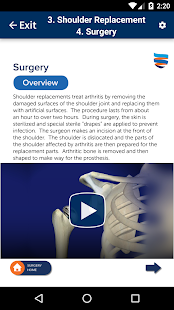 EmergeOrtho Shoulder- Triangle- screenshot thumbnail