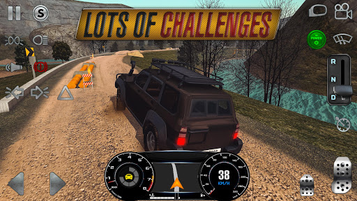 Télécharger Real Driving Sim apk mod screenshots 5