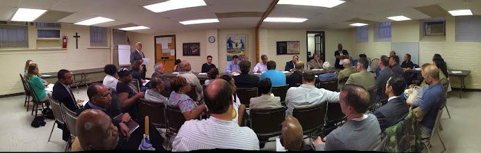 Photo: Neighborhood ANC Meeting