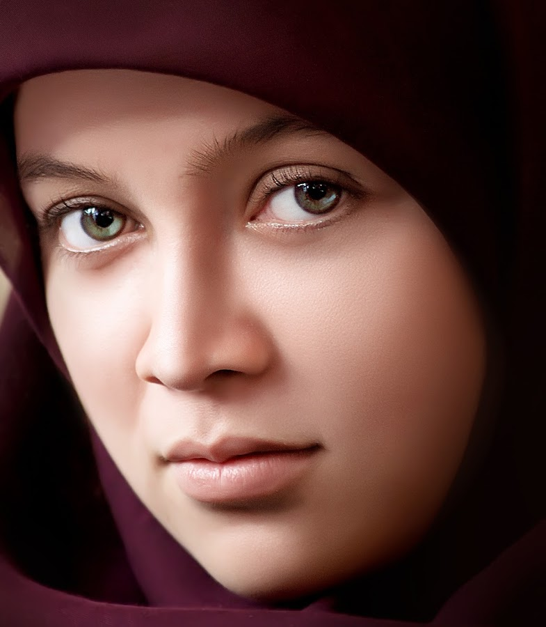 Beauty eyes by Fery Hendrawan - People Portraits of Women ( beauty eyes )