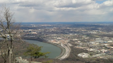 Photo: view of the Eastern Overlook
