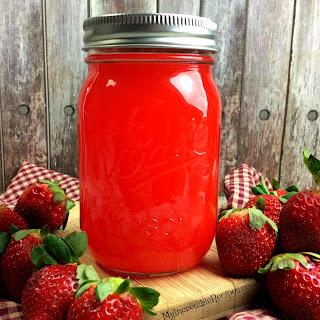 Strawberry MOONSHINE! Recipe
