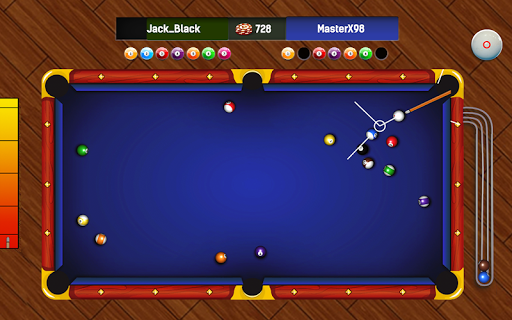 Pool Clash: 8 Ball Billiards & Top Sports Games modavailable screenshots 7