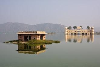 Photo: Water Palace, Jaipur, India