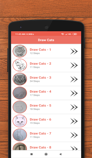 How to Draw Cats 3.0 screenshots 1