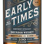 Early Times Bottled In Bond