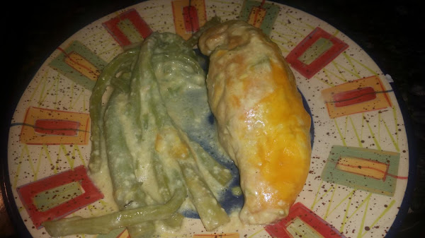 Saucy Chicken And Asparagus Recipe