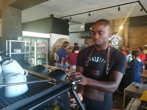 J'Bay barista makes every cup with passion