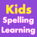 Kids Spelling Learning - Learn to spell and speak icon