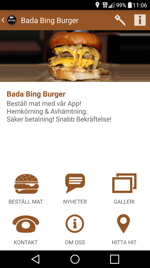 Bada Bing Burger- screenshot
