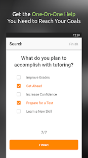 Wyzant - Find Expert Tutors- screenshot thumbnail