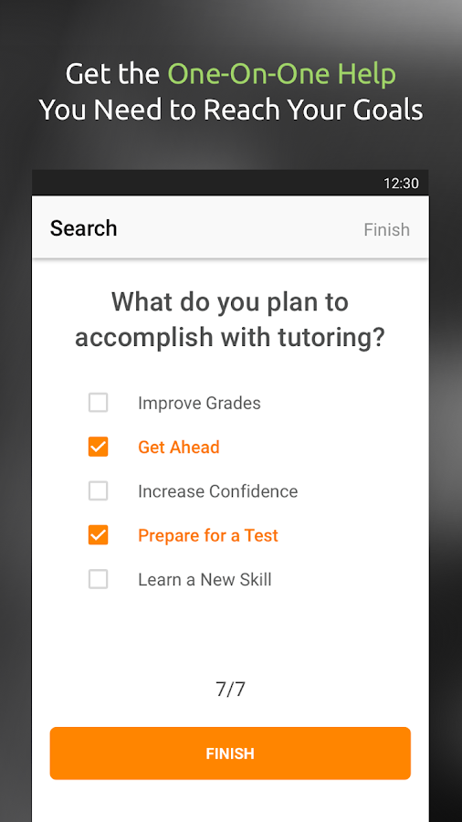 Wyzant - Find Expert Tutors- screenshot