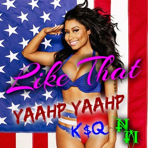 Cover Art for song Like That