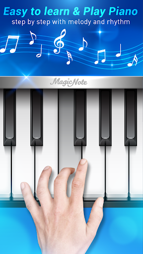 Piano Notes - Magic Music Games 1.5.2 screenshots 1