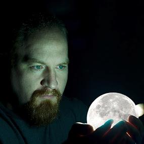 Moonstruck by Benjamin Howen III - Digital Art People