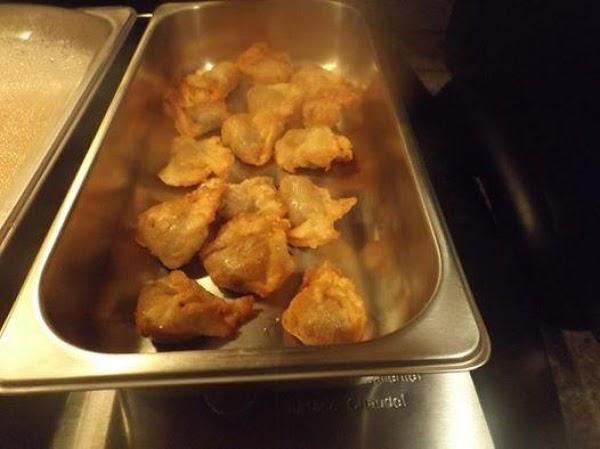 Venison Fried Wontons W Soy Garlic Dipping Sauce Recipe