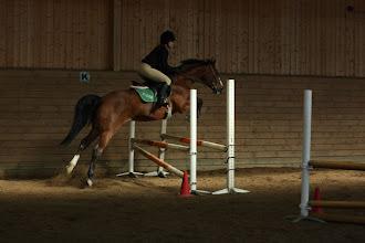 Photo: 10:e start: Camilla och Oxer