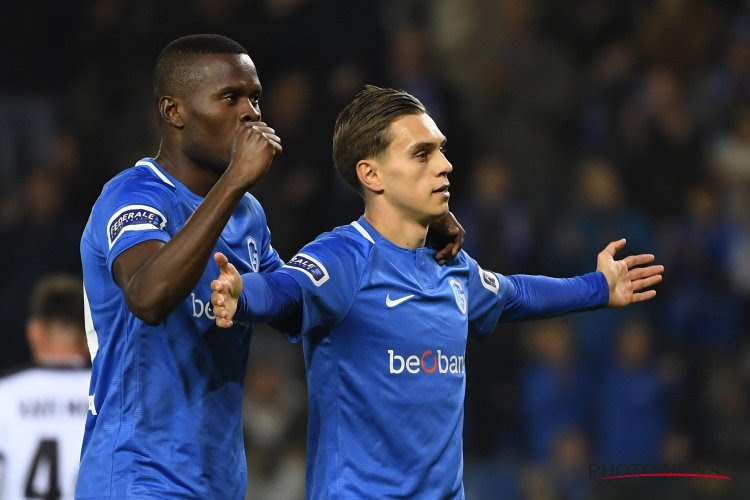 Ook Italiaanse club wil Leandro Trossard er graag bij, diverse topclubs stuurden scout naar Moeskroen - Genk afgelopen zondag