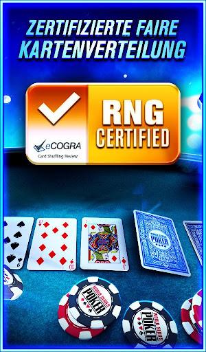 WSOP Poker - Texas Holdem screenshot 3