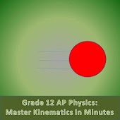 AP Physics: Kinematics