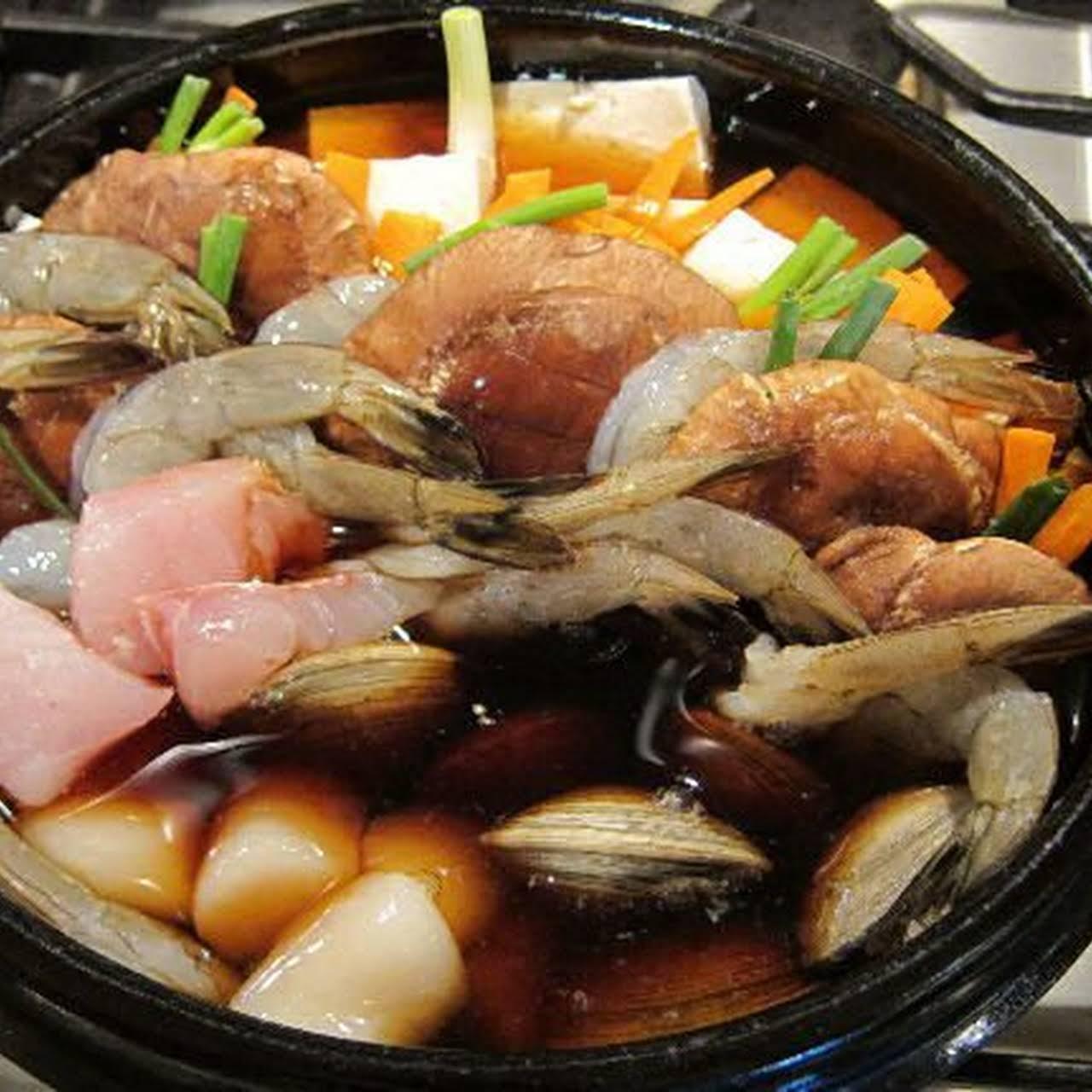 Yosenabe - Japanese Seafood Hot Pot