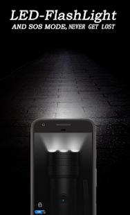 Download Full FlashLight - LED & Tiny 1.0 APK