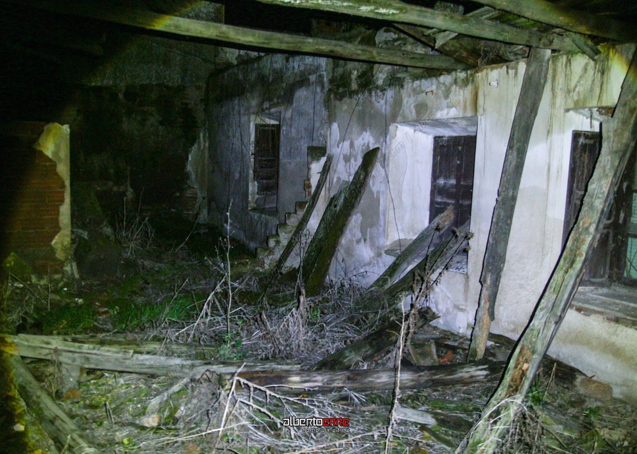 Fotografías poblado abandonado