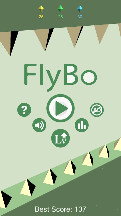 FlyBo - Fly 3D- screenshot