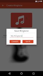 my ringtone of my name