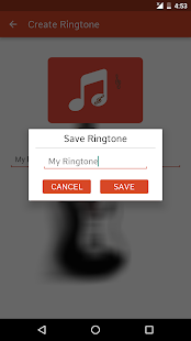 My Name Ringtone Maker & Flash Alerts Screenshot