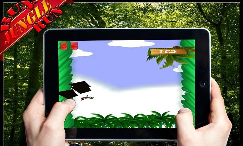free online jungle run games
