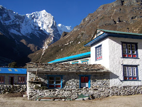 Photo: Thame : le gîte d'Arita Sherpa