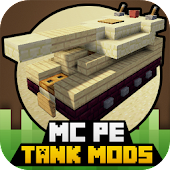 Tank MODS For MineCraft PE