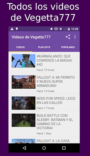 Videos de Vegetta777