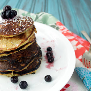 Paleo Banana Pancakes for One