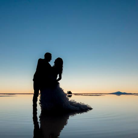 Fotógrafo de bodas Pankkara Larrea (pklfotografia). Foto del 16.07.2018