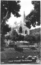 Photo: Vila Itararé, localizada na Avenida Koeler. Década de 30