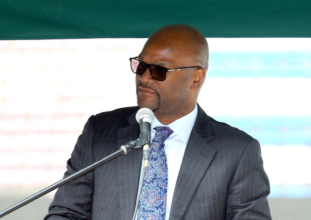 'The name Peter Mathebula was close to my heart'' says sports minister Mthethwa